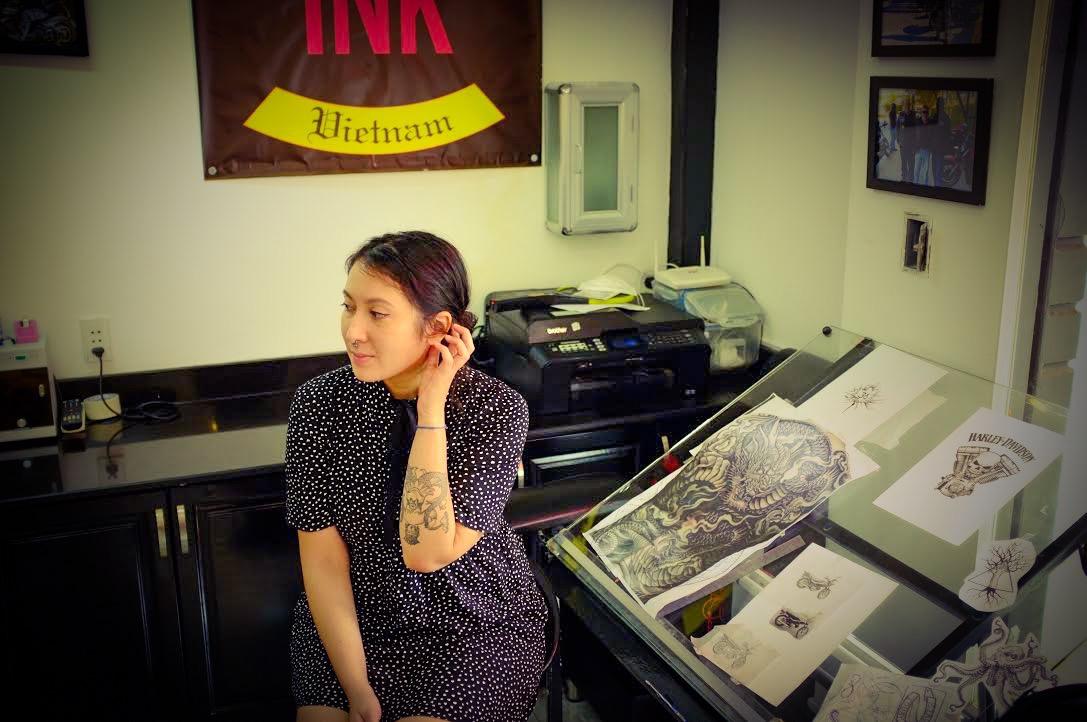 L'art du tatouage de Mai-Loan Tu