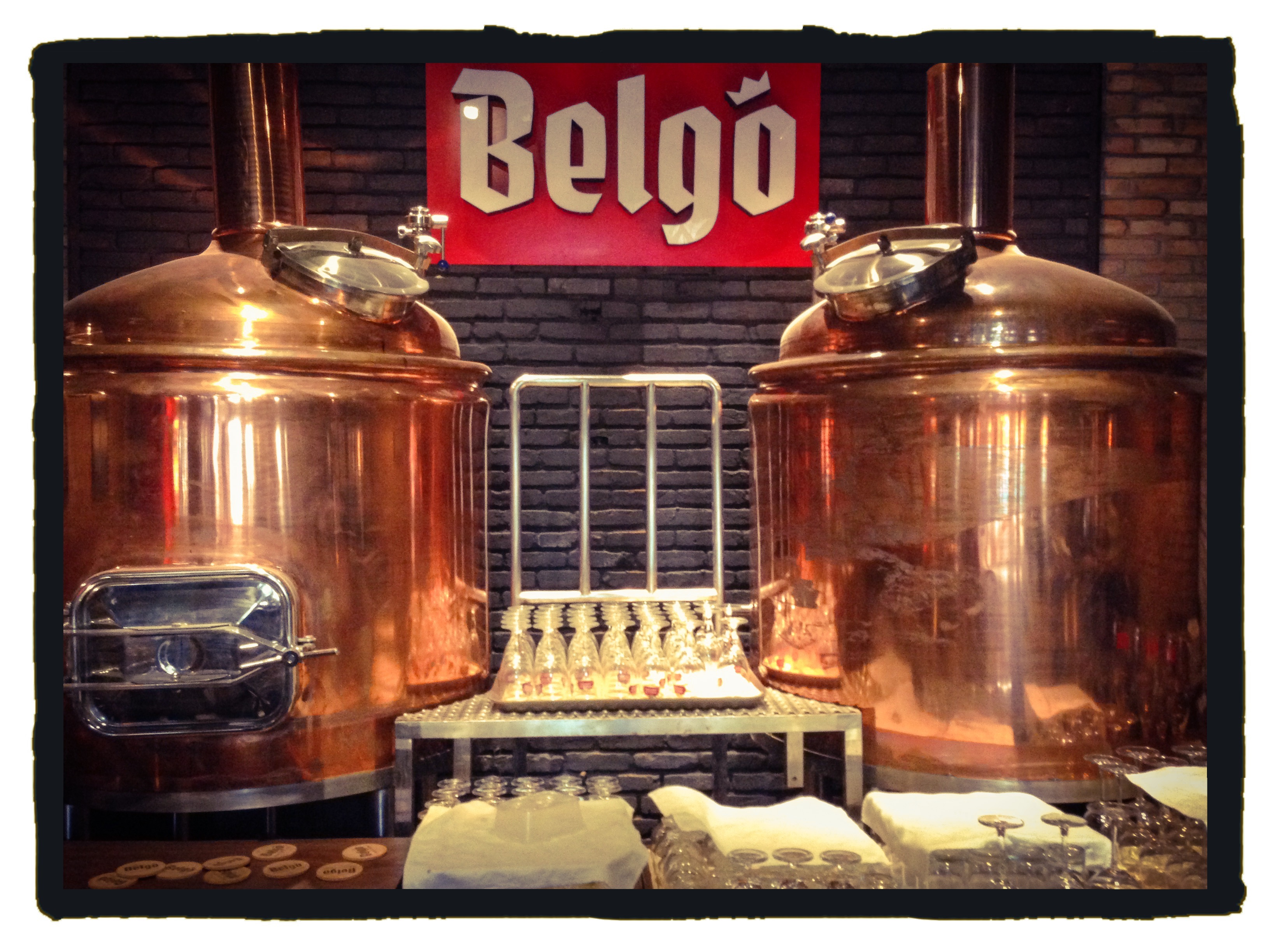 Belgo: l'esprit belge à Saigon