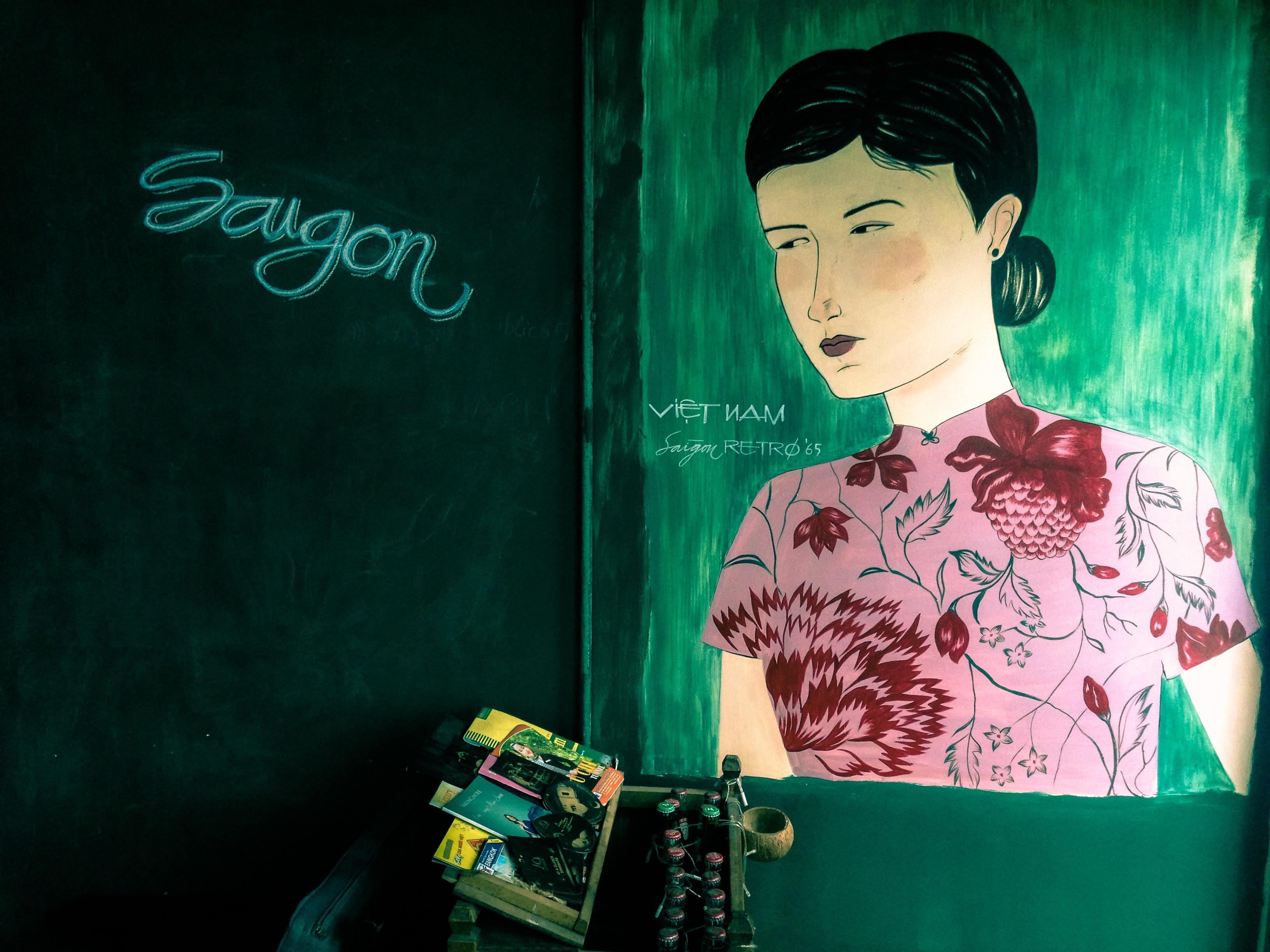 Saigon Retro